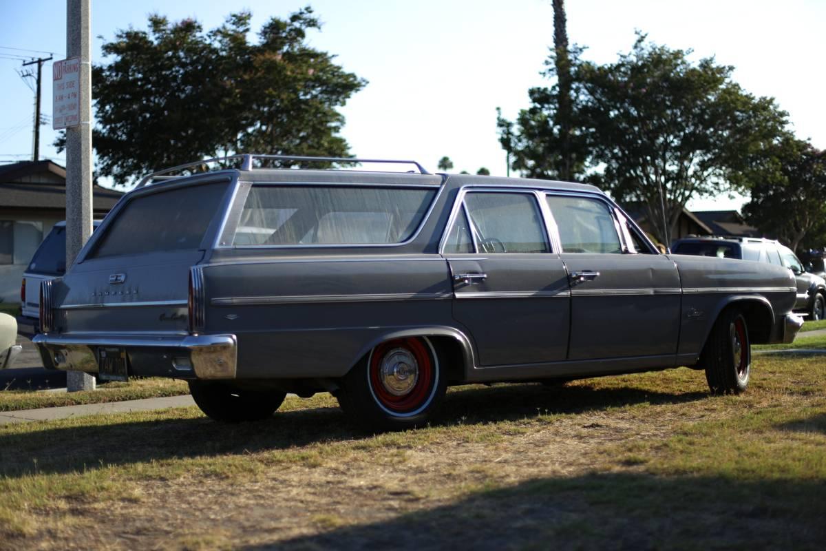 Holey Buckets: 1966 AMC Rambler Wagon