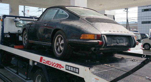 Well Optioned: 1973 Porsche 911S