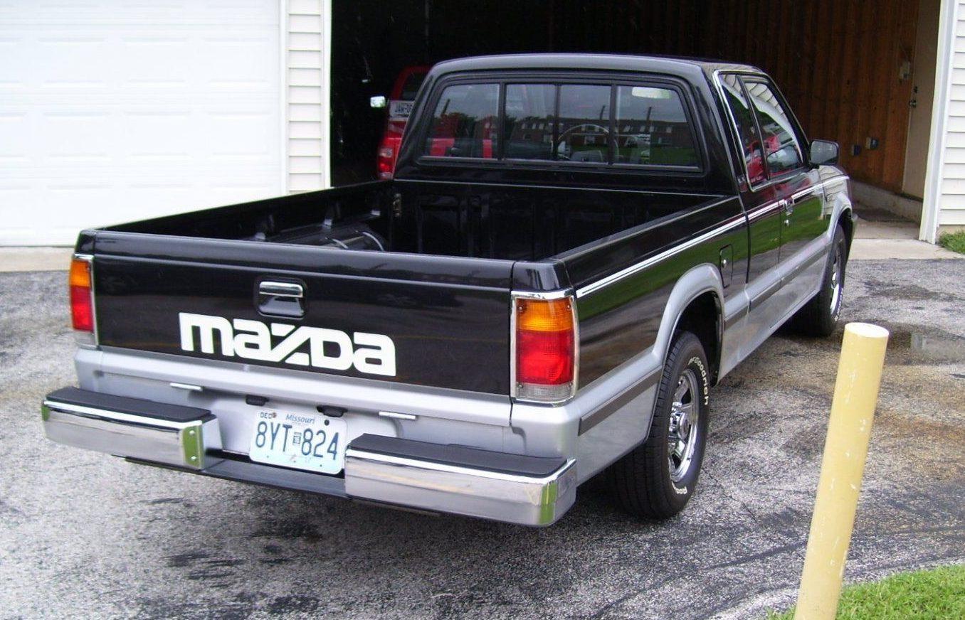 Loaded Survivor: 18K Mile 1986 Mazda B2000