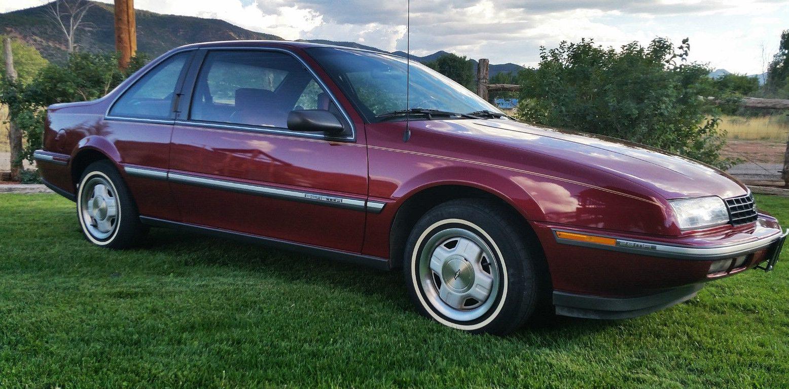 33 000 Miles 1988 Chevy Beretta