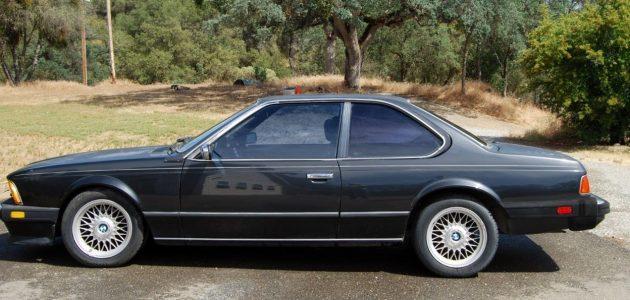 BOGO: Pair of BMW 635CSI's