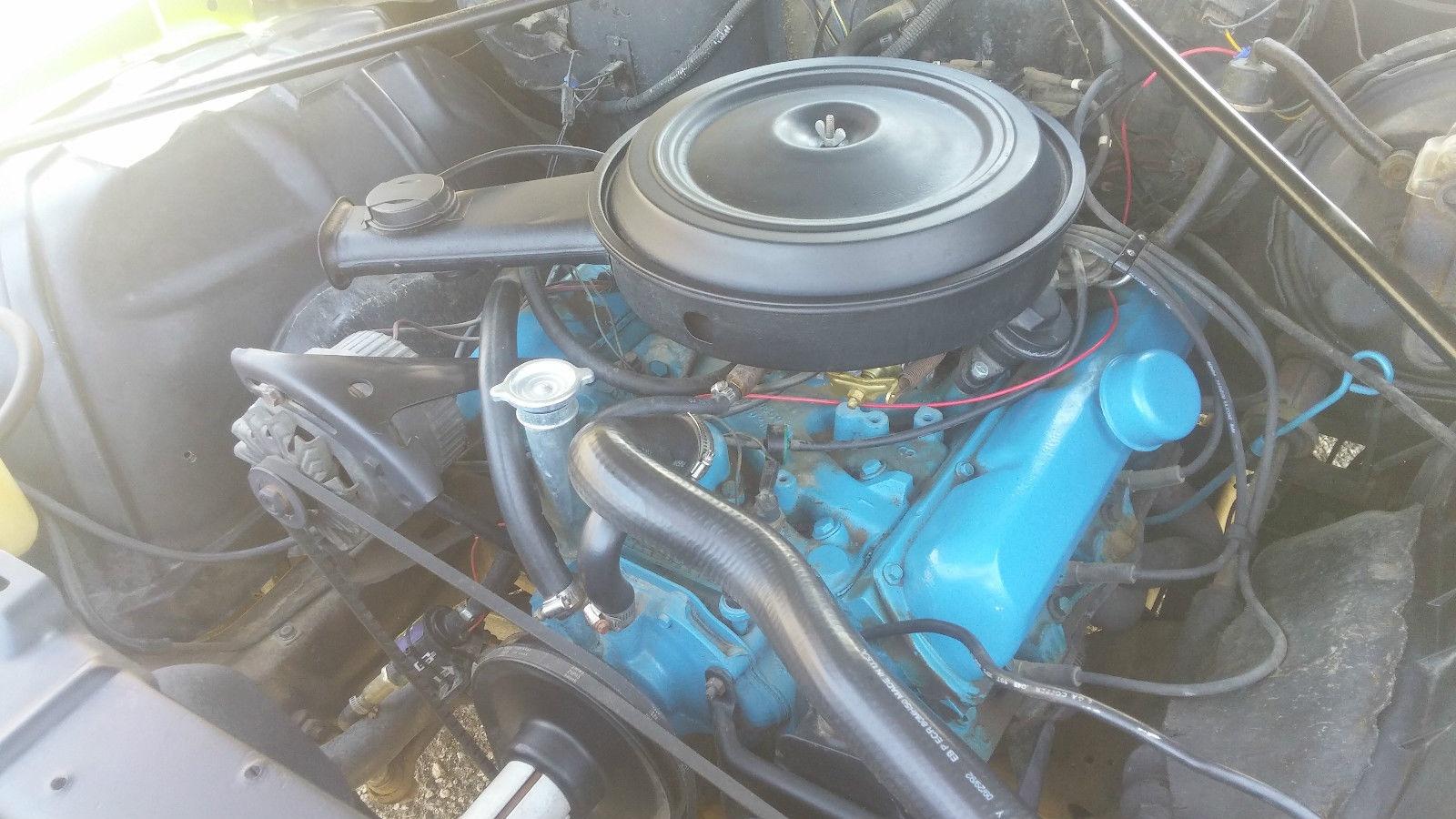 motor oldsmobile 260 v8