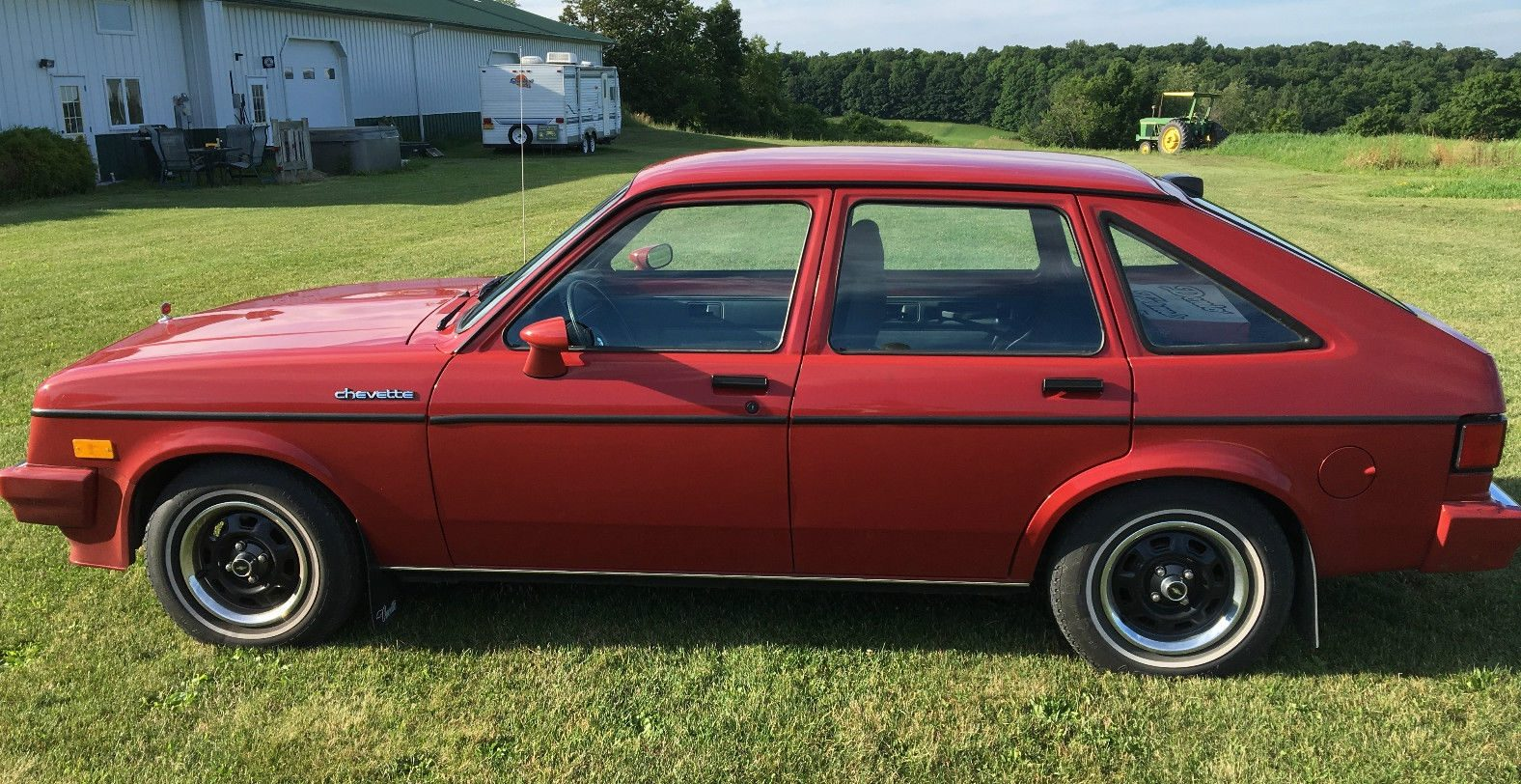 Forty years later, the Chevette can still get better milea ...