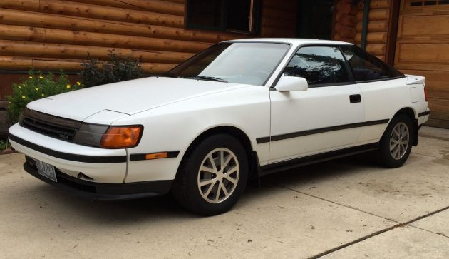Never This Nice 1987 Toyota Celica Gt S