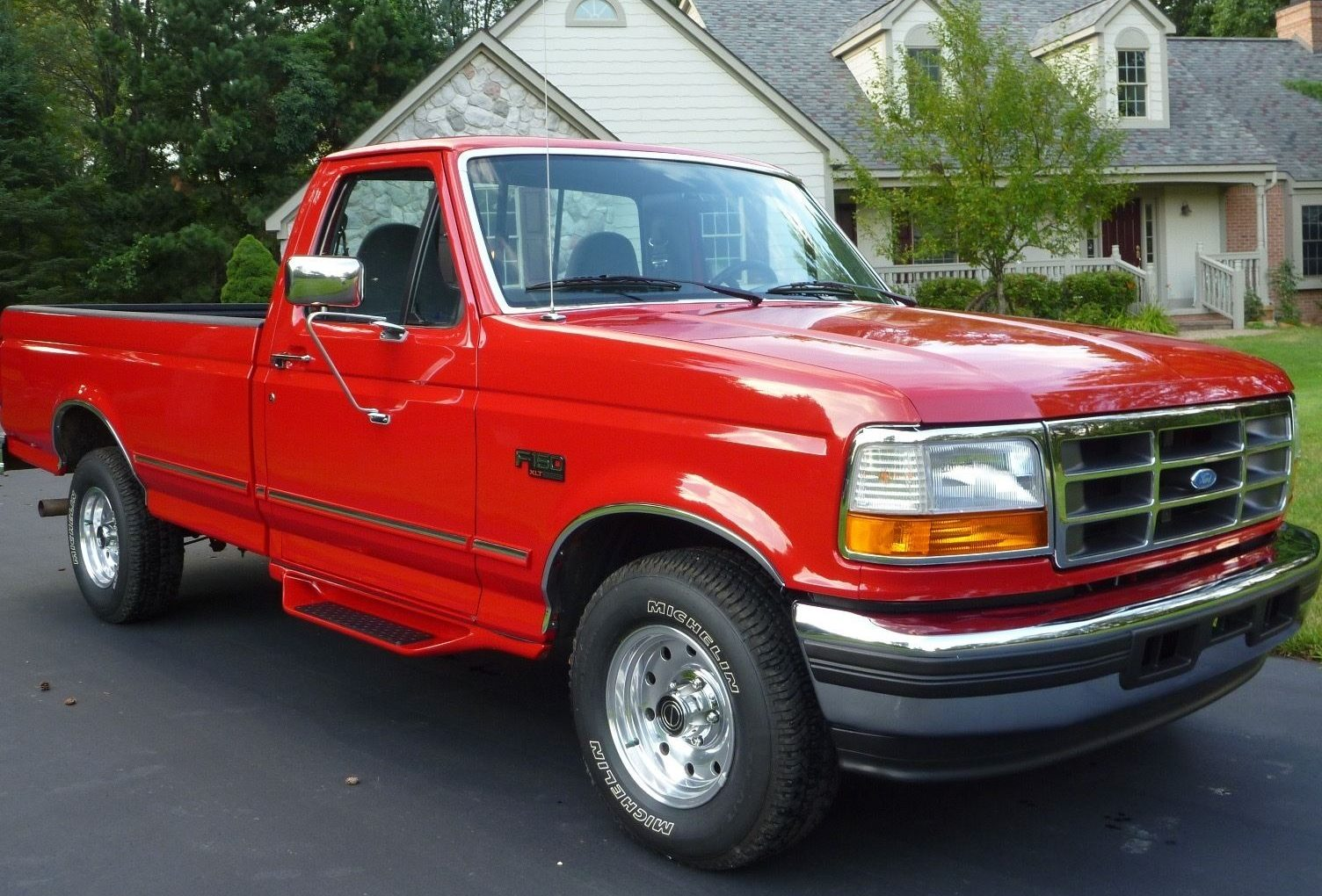 11000 mile workhorse 1996 ford f 150