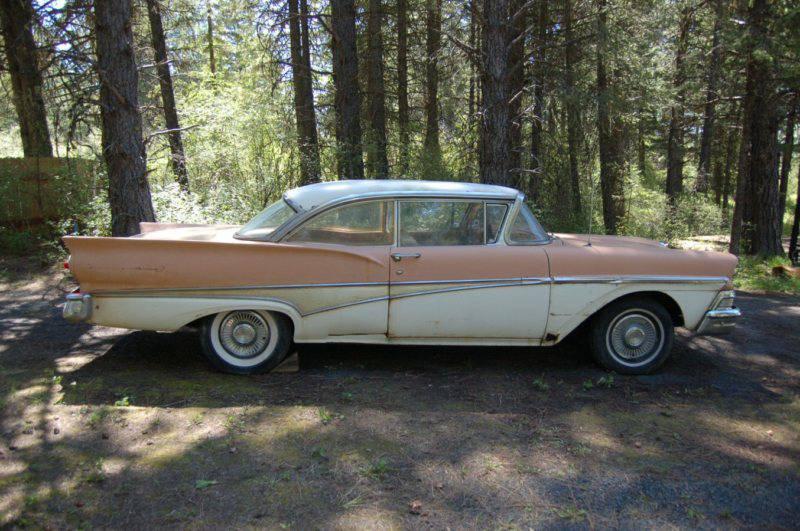 1958 Ford Fairlane Craigslist – Wonderful Image Gallery