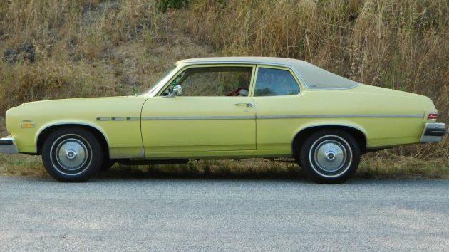 Clean Nova Clone: '73 Buick Apollo