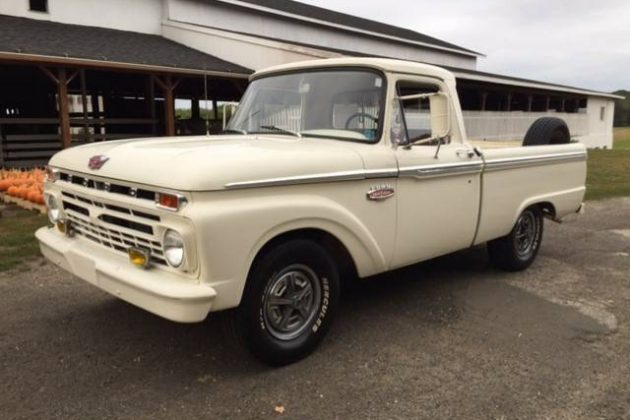 A Ford At Fifty: 1966 F100 Pickup
