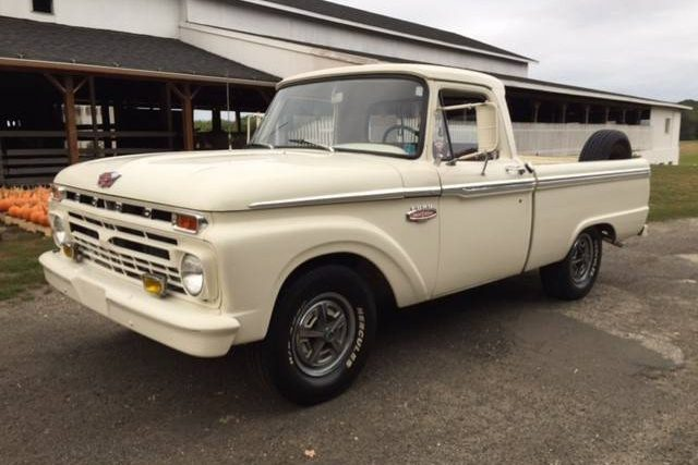 A Ford At Fifty 1966 F100 Pickup