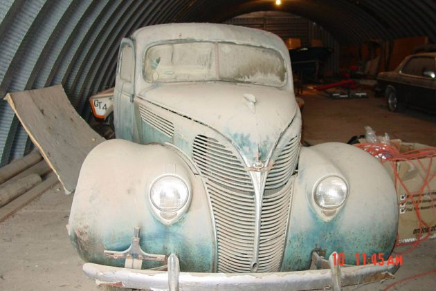 But Wait, There's More: 1938 Ford And….
