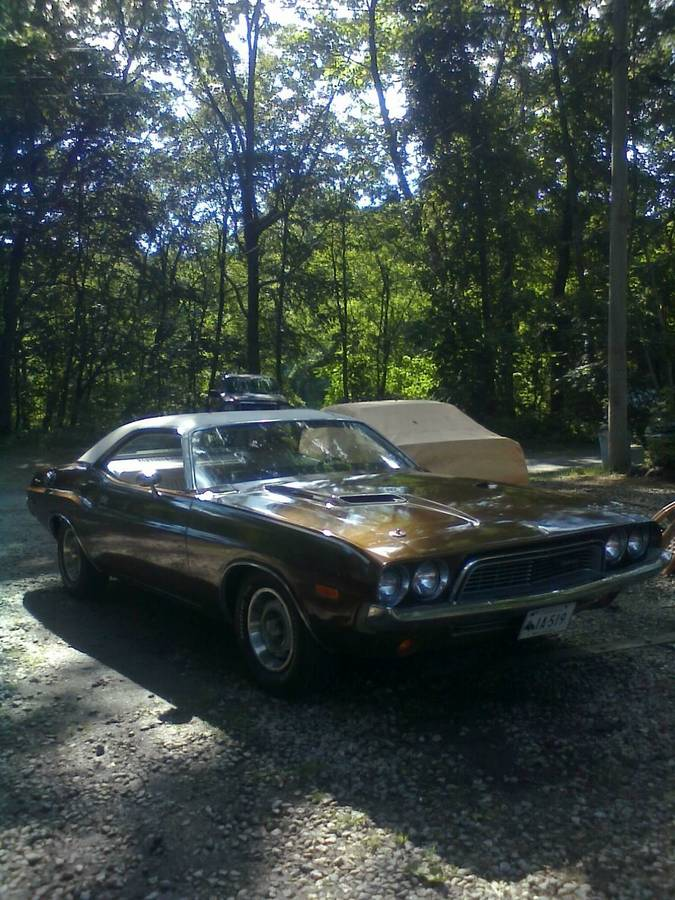 Your Challenge 1973 Dodge Challenger 340