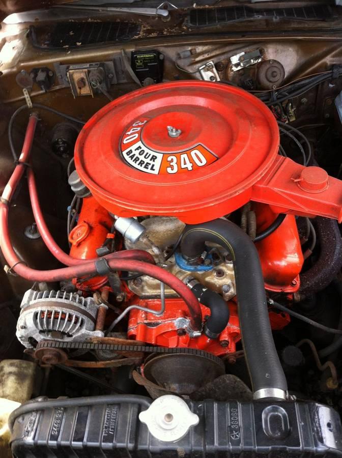 Your Challenge 1973 Dodge Challenger 340