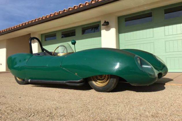 Bogus Lotus: 1952/1962 Miller-Crosley-Lotus