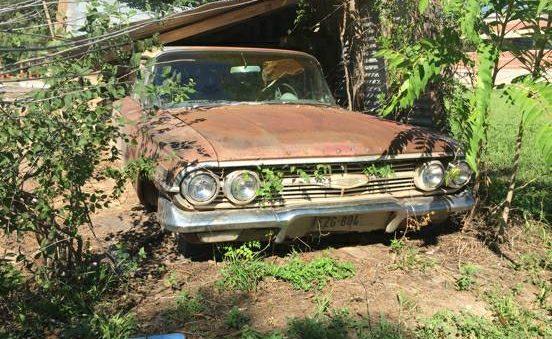 Base or Sport Sedan? 1960 Chevy Impala