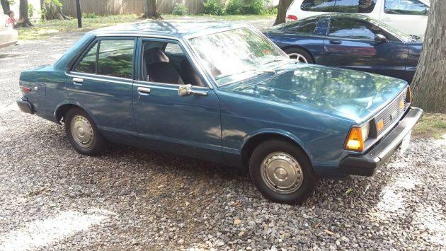As Basic As It Gets: 1982 Datsun 210