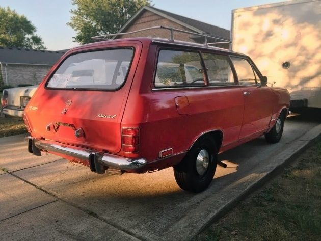 083116 Barn Finds - 1969 Opel Kadett - 2