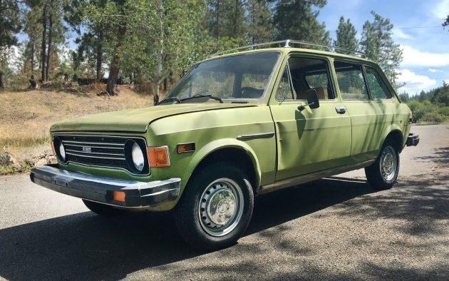 083116 Barn Finds - 1975 Fiat 128 Wagon - 1