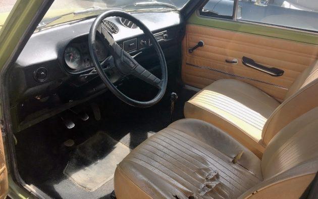 083116 Barn Finds - 1975 Fiat 128 Wagon - 4