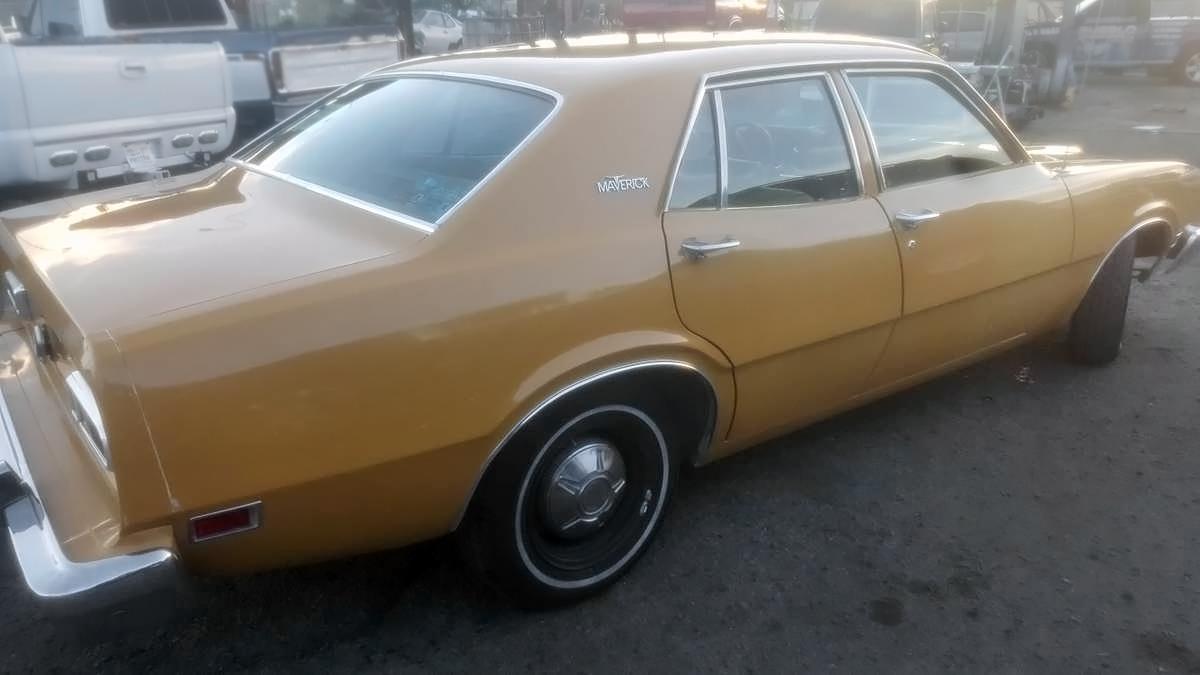 Make An Offer: 1974 Ford Maverick