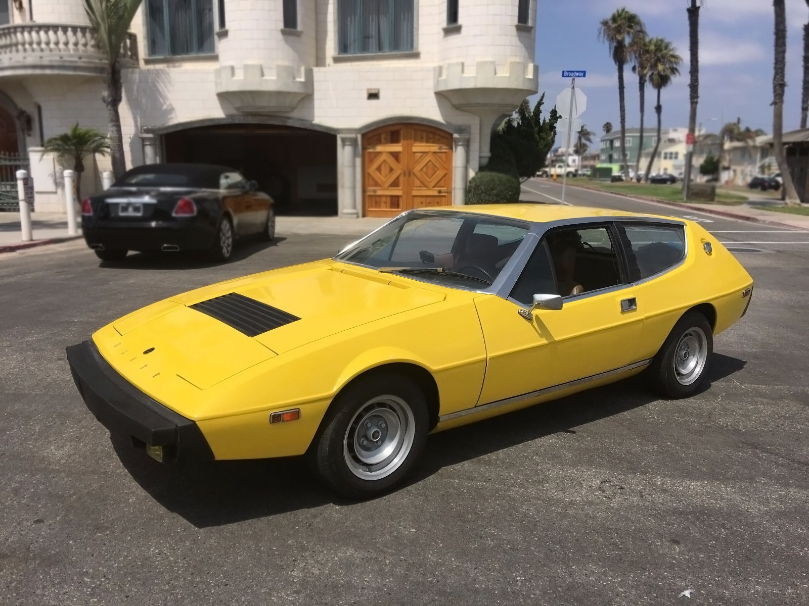 $6 495 Sweet Elite 1974 Lotus Elite