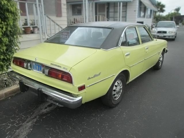 5 900 Or Offer 1974 Toyota Corona Mark Ii