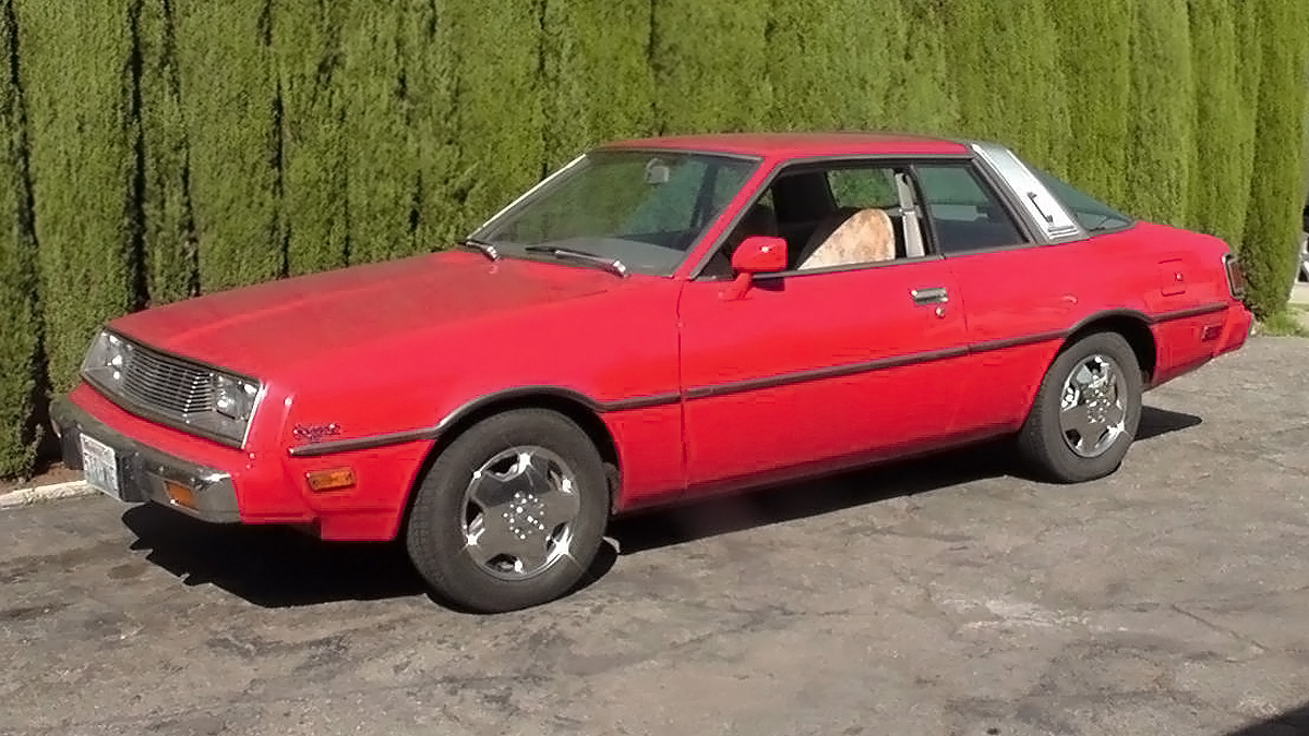 Los Angeles Craigslist Cars >> $4,000 Captive Import: 1978 Plymouth Sapporo