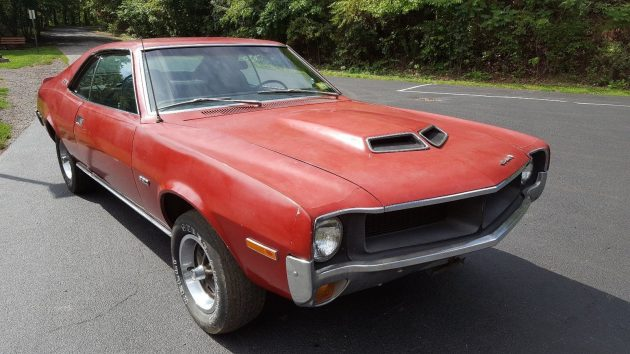 Real Or Clone? 1970 AMC Javelin SST Mark Donohue
