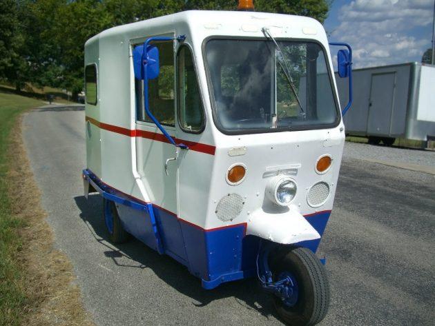 3 200 Truckster 1966 Cushman Mailster