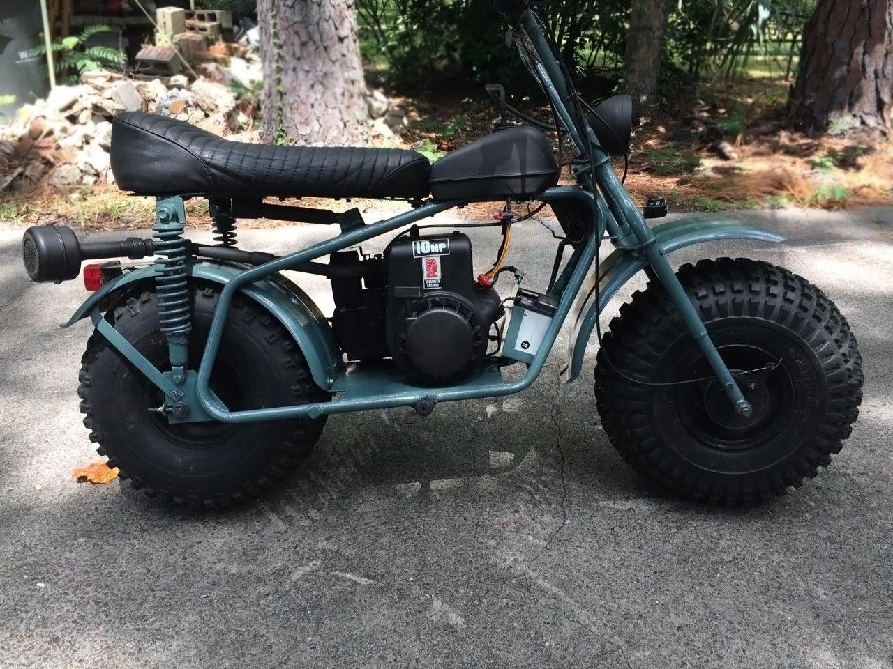 Bouncy Bronc 1971 Heald Vt 10 Super Honda 50cc Dirt Bike 091416 Barn Finds Vt10