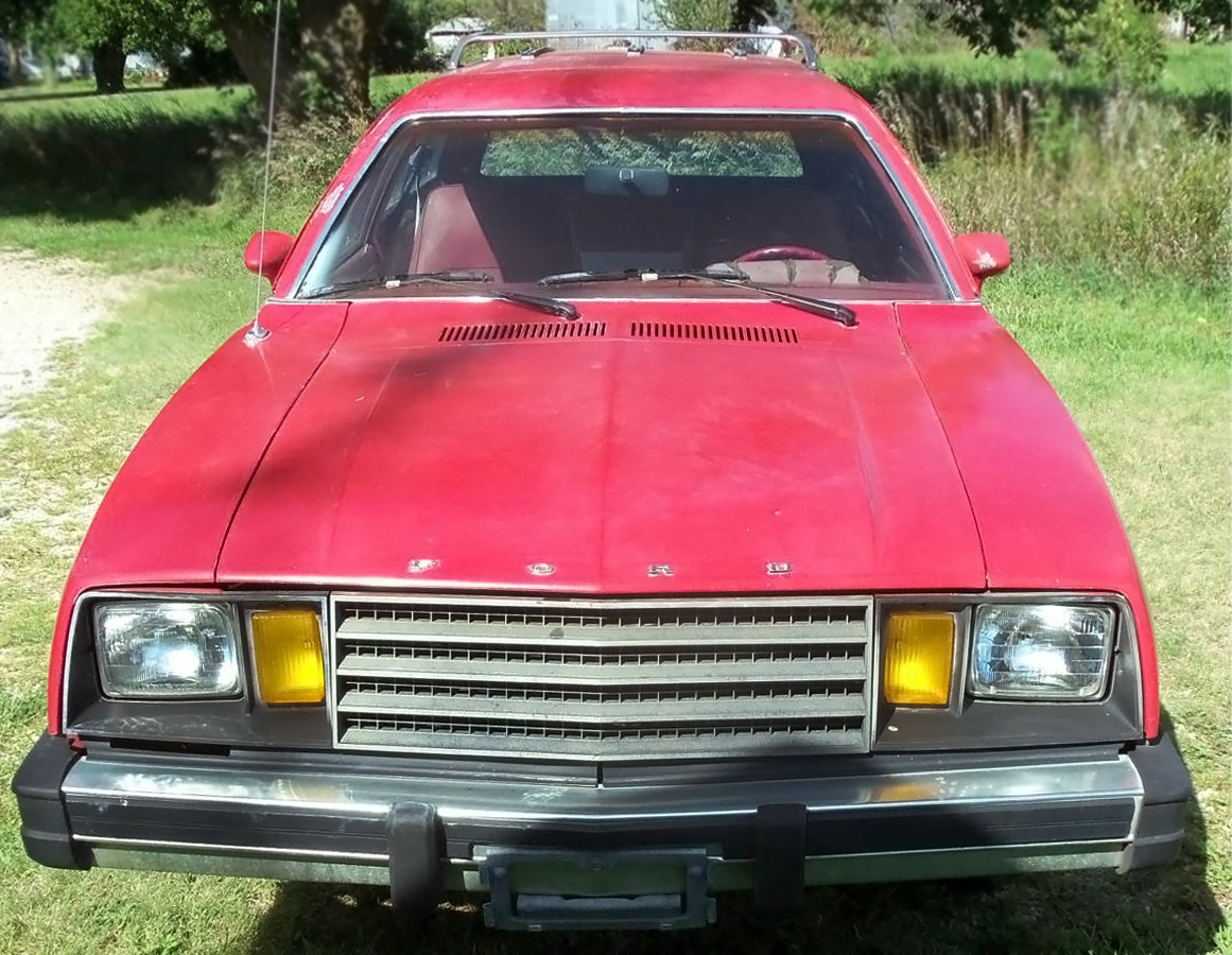 We Love Ford's, Past, Present And Future.: 1980 Ford Pinto ...