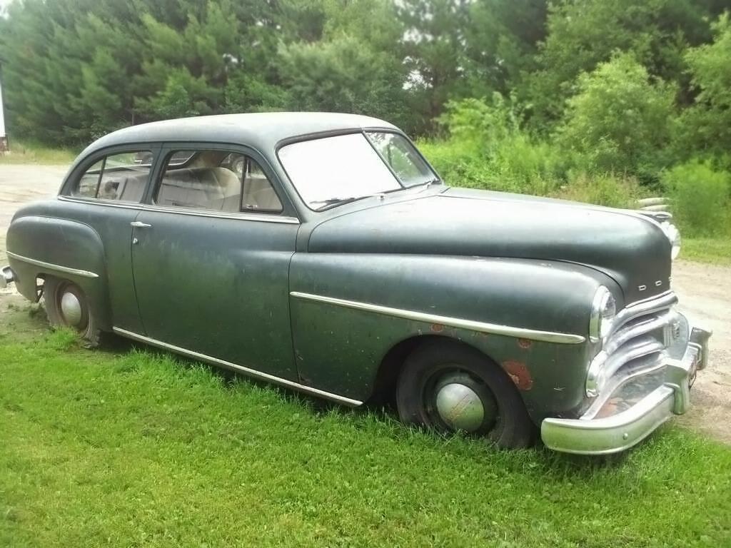 1950 Dodge D-33 Wayfarer For $3,000!