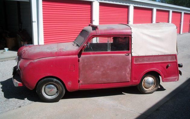 Pickup or Sports-Utility? 1948 Crosley Pickup