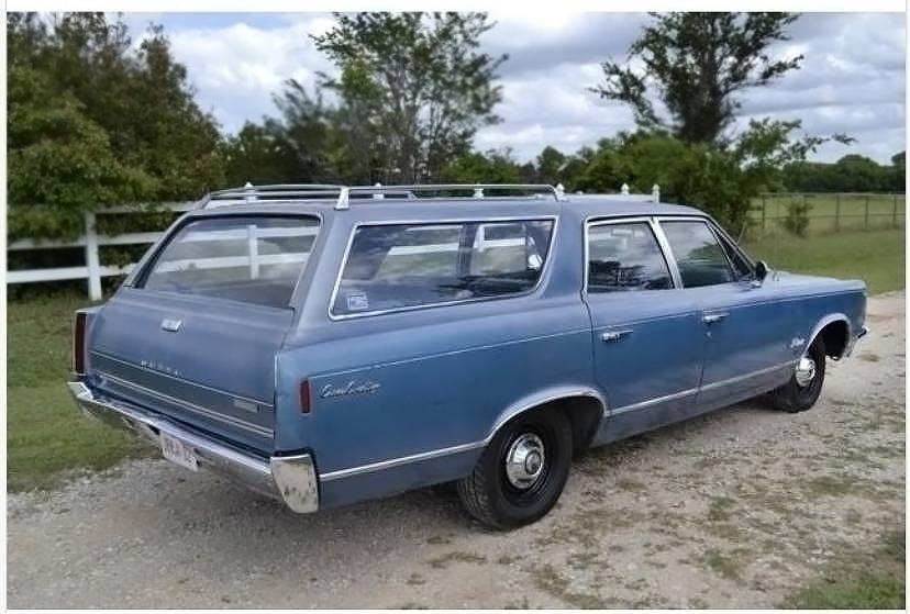Car By Owner Craigslist >> 1967 Rambler Rebel 550 Cross Country Wagon
