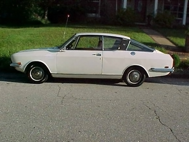 2 800 Fastback 1969 Sunbeam Alpine Gt