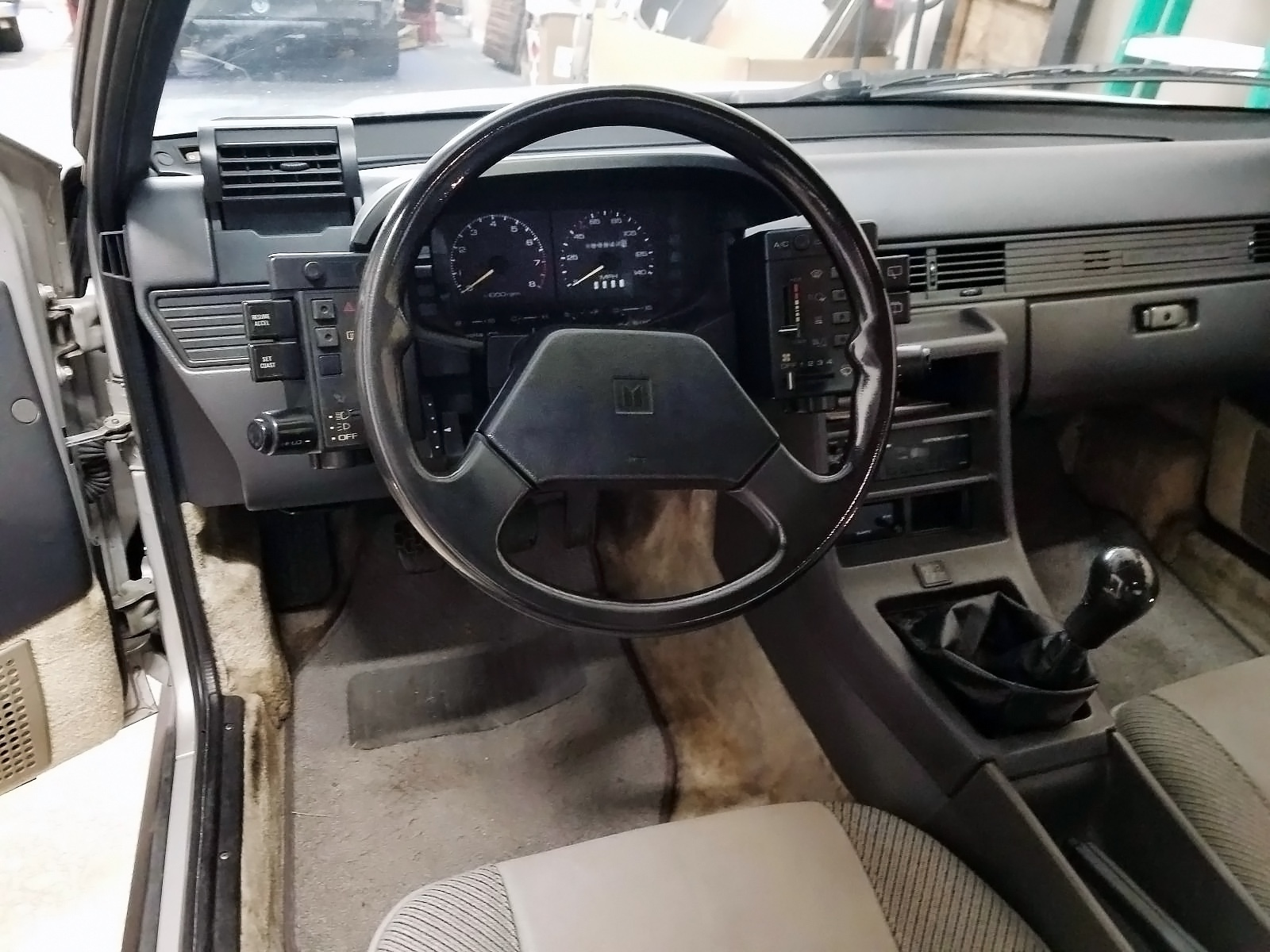 elegant unicorn 1986 isuzu impulse