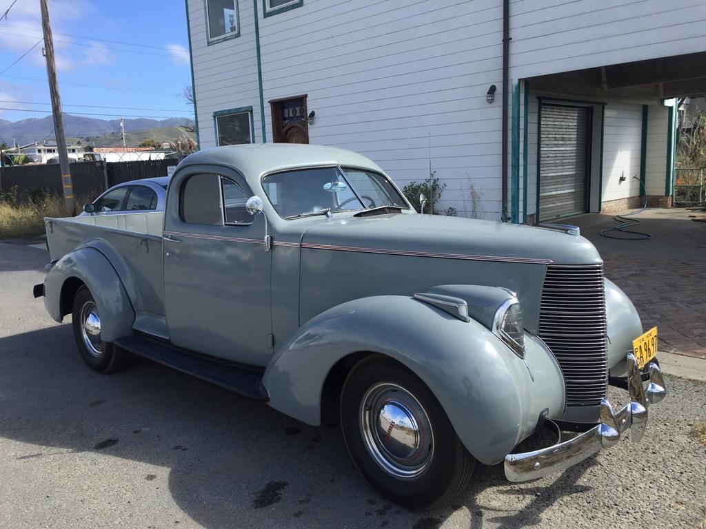Rare Pickup 1937 Studebaker Coupe Express