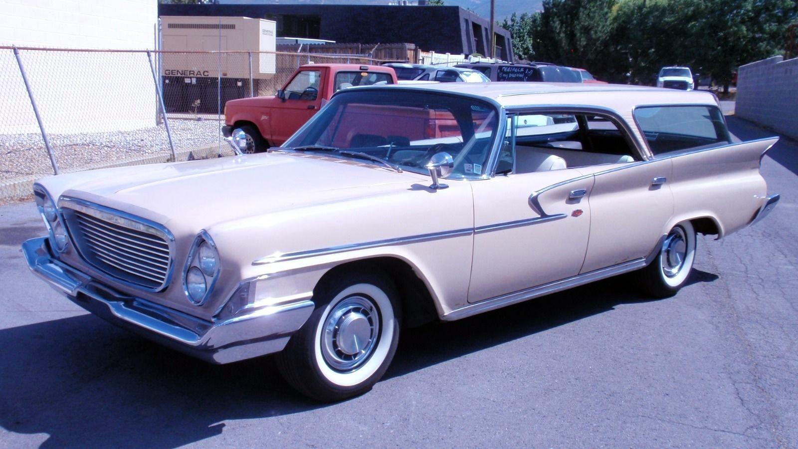 Dodge Power Wagon For Sale >> 440 Powered Wagon: 1961 Chrysler Newport
