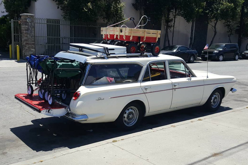 Cheap Daily Dart 1963 Dodge Dart Wagon