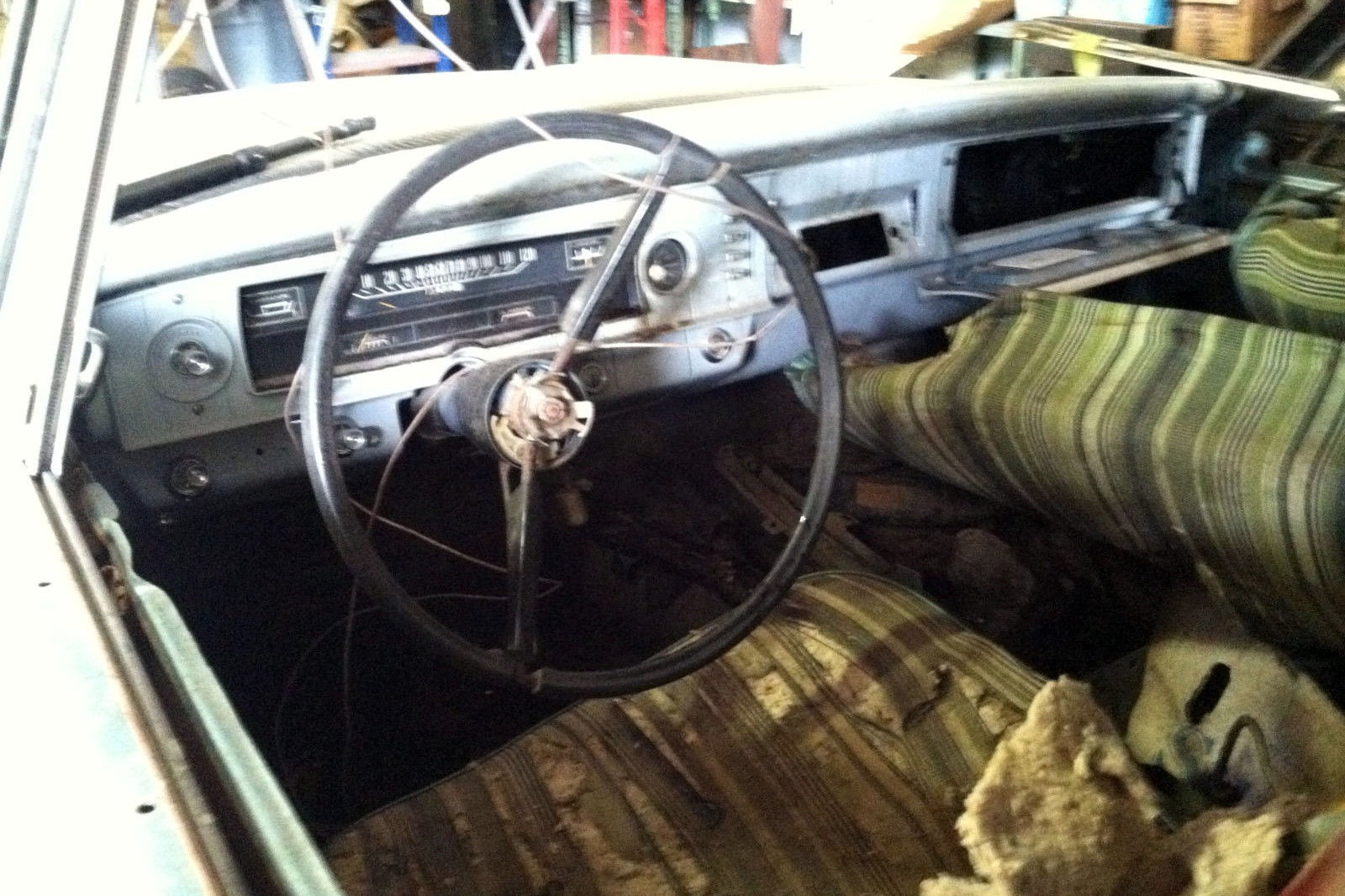 Street Wedge 1965 Dodge Coronet 500
