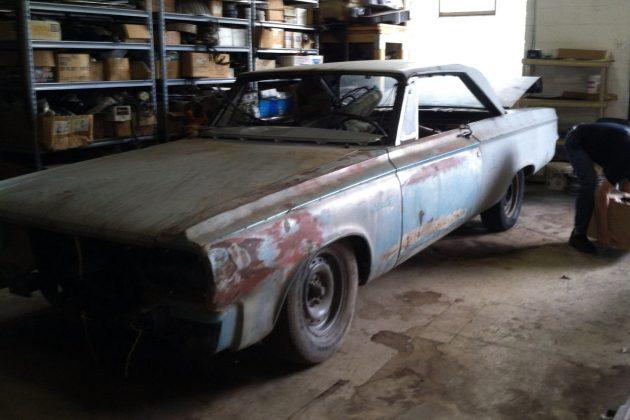 Street Wedge: 1965 Dodge Coronet 500