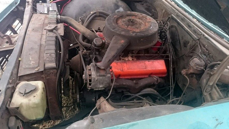 Barn Full Of Chevys: 1965 Impala SS Convertible