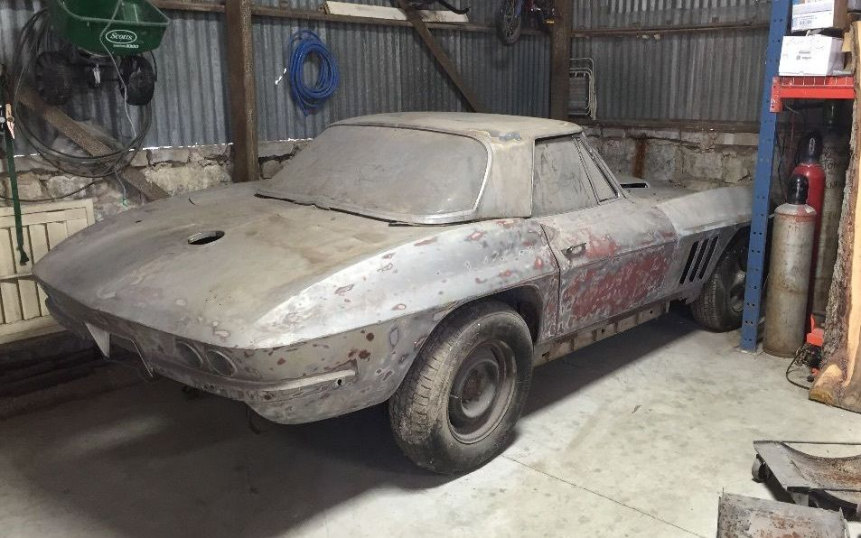 Big Project: 1966 Chevrolet Corvette