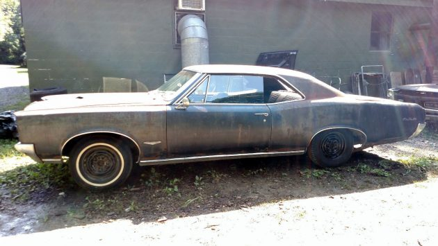 Cheap 1966 Pontiac Gto Project