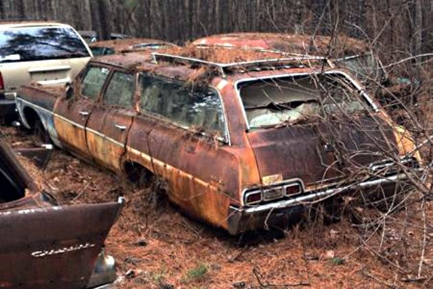 Chevy Impala For Sale >> 1967 Chevrolet Bel Air Wagon For $600!