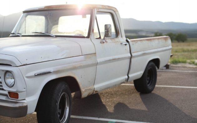 Second Chance Short Bed: 1967 Ford F100