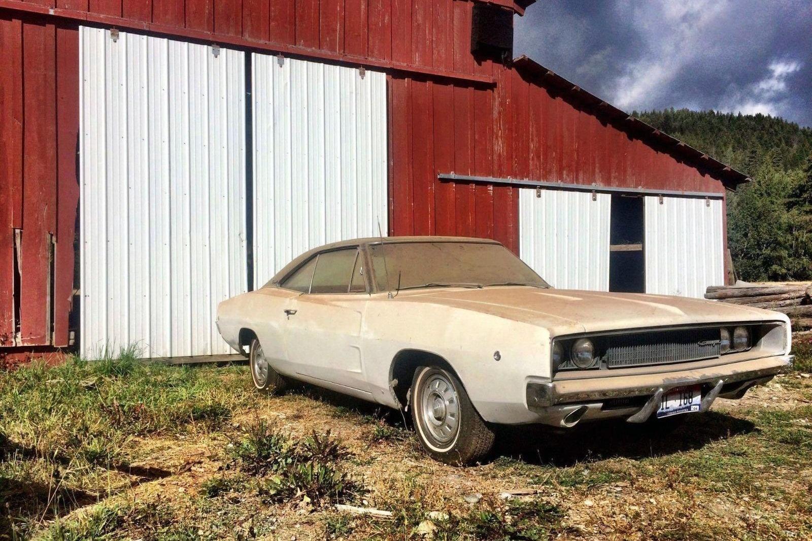 Dodge Charger List >> Barn Fresh Mopar: 1968 Dodge Charger