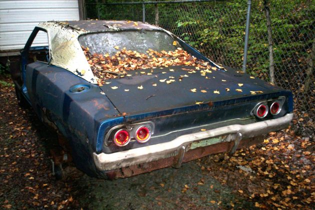 Endless Possibilities: 1968 Dodge Charger R/T
