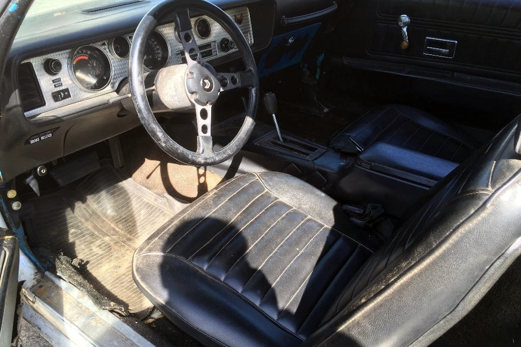 1970 Pontiac Trans Am Interior