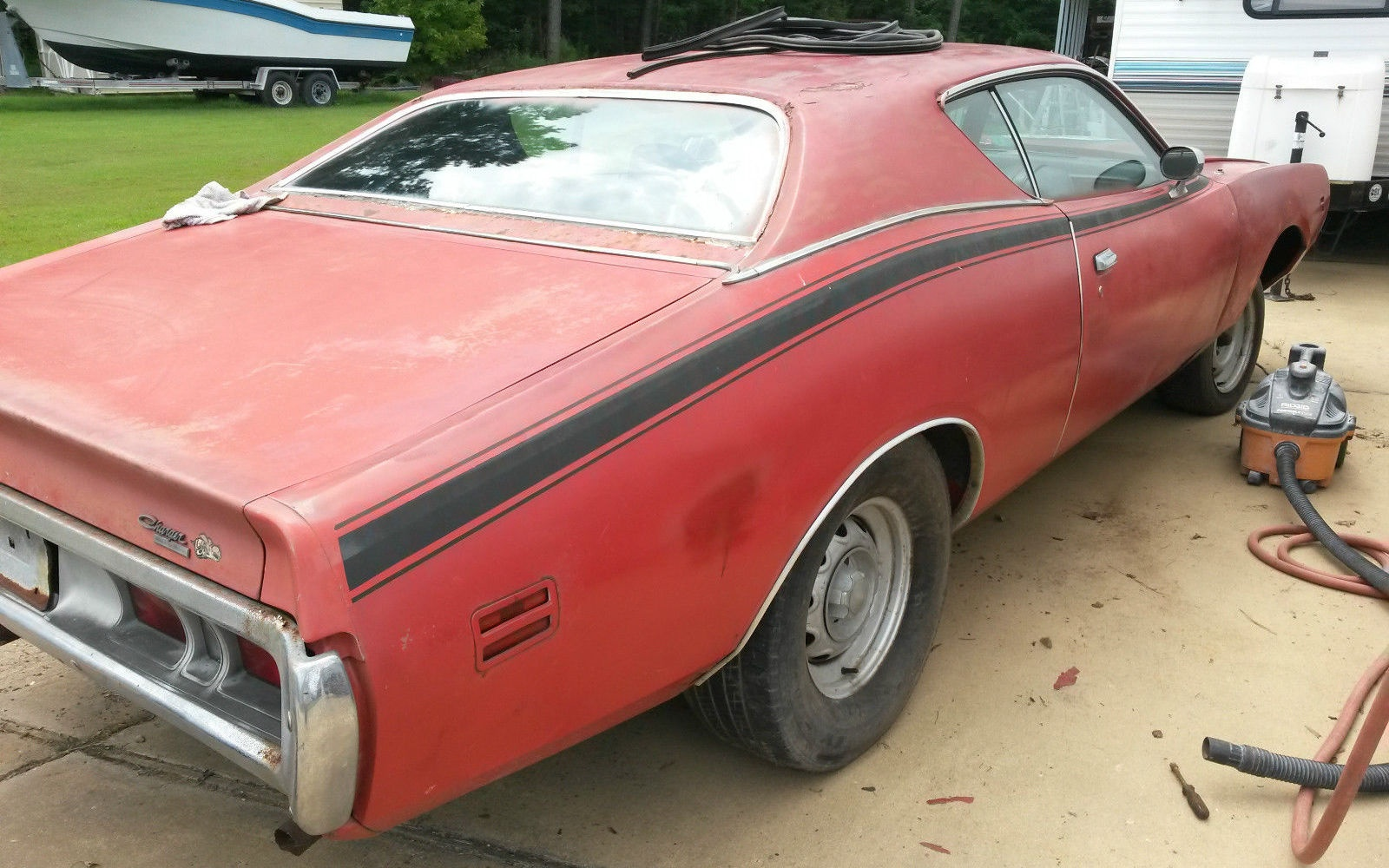 List Of Cars >> Original Paint: 1971 Dodge Super Bee