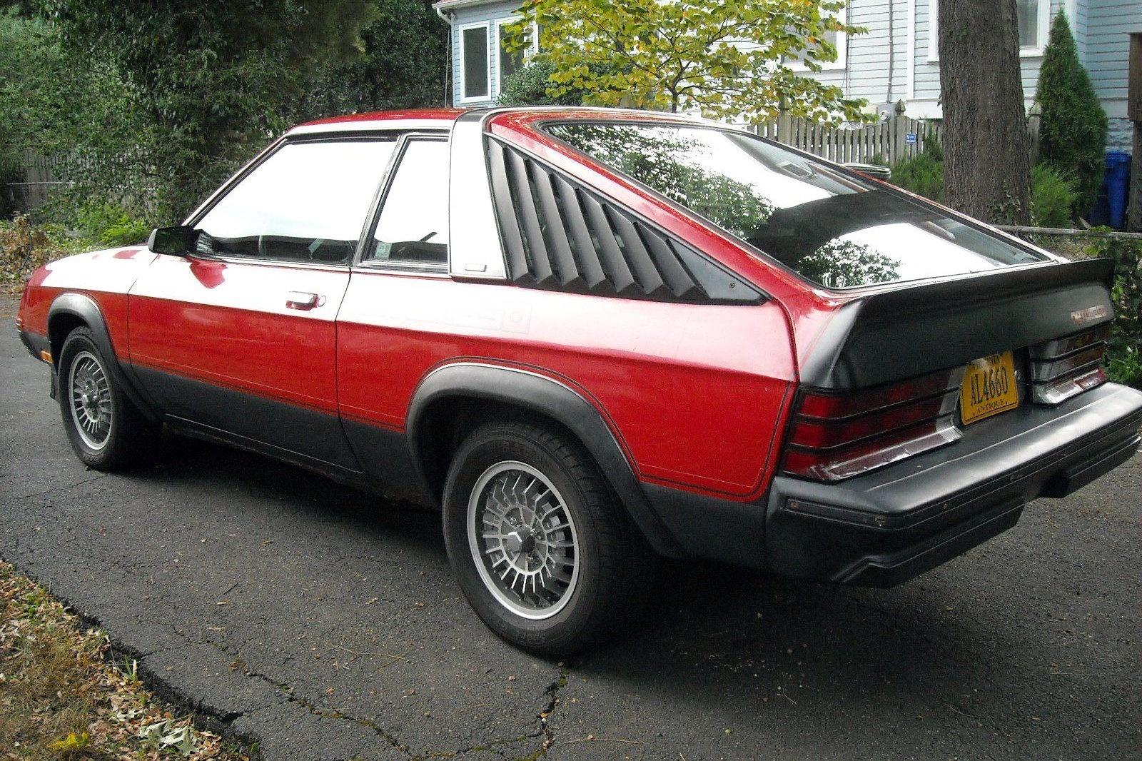 Omni Vision: 1981 Dodge DeTomaso 024